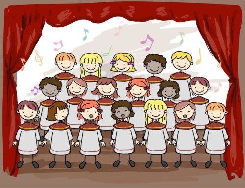 Children's Choir Sings Mother's Day Sunday, May 14th at 12:00pm