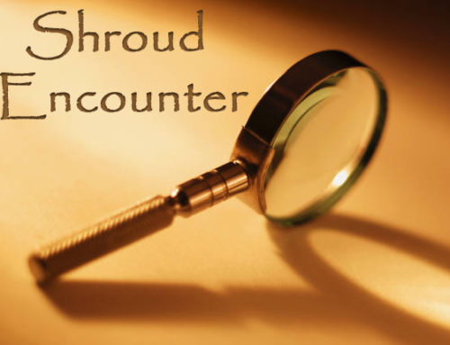 Shroud Encounter is Coming To Saint Clarence