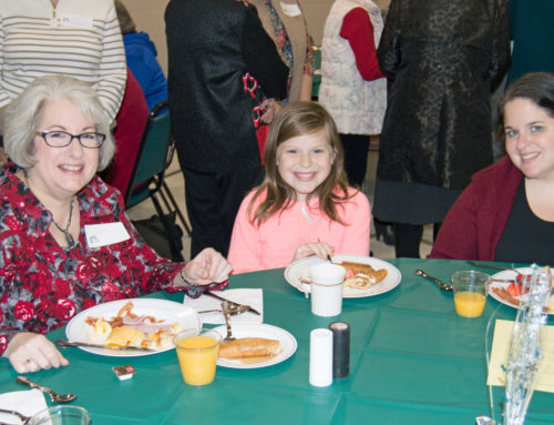 Next Women's Breakfast: Sunday, March 5th after the 10AM Mass