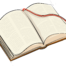Bible with Red Ribbon
