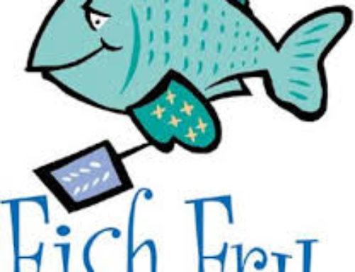 Saint Clarence Lenten Fish Fry
