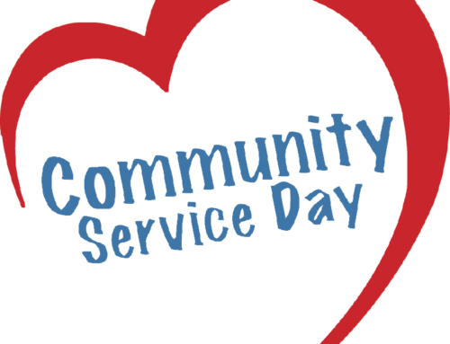 Saint Clarence Community Day of Service