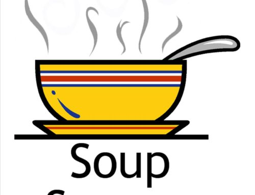 Holy Thursday Soup Supper: March 29th at 6:00pm