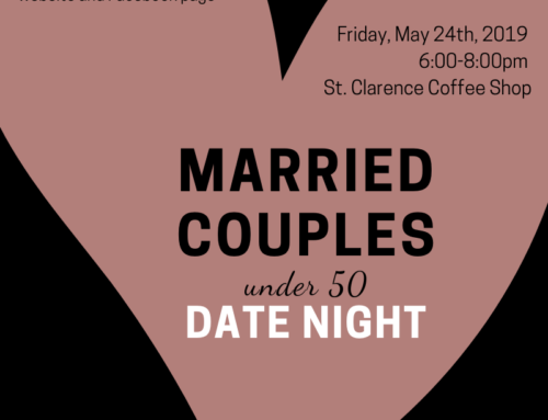Registration: May Date Night