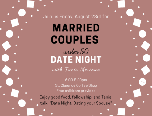 Date Night Registration – August