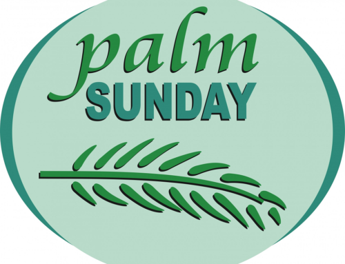 Watch Palm Sunday Mass Here!