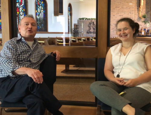 An update from Fr. Neil and Grace