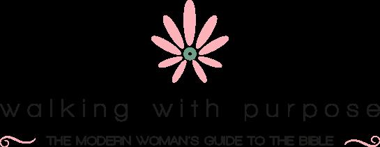 Walking With Purpose - Logo